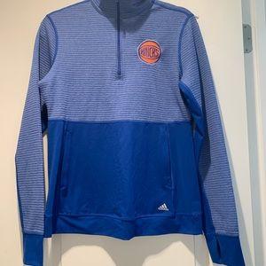 Adidas New York Knicks running jacket